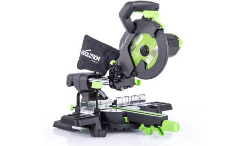 Evolution Power Tools F210SMS