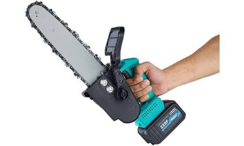 Bulary123 Mini Electric Saw
