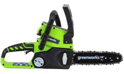 Greenworks G24CS25K2