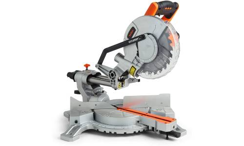 VonHaus 1500W Sliding Mitre Saw