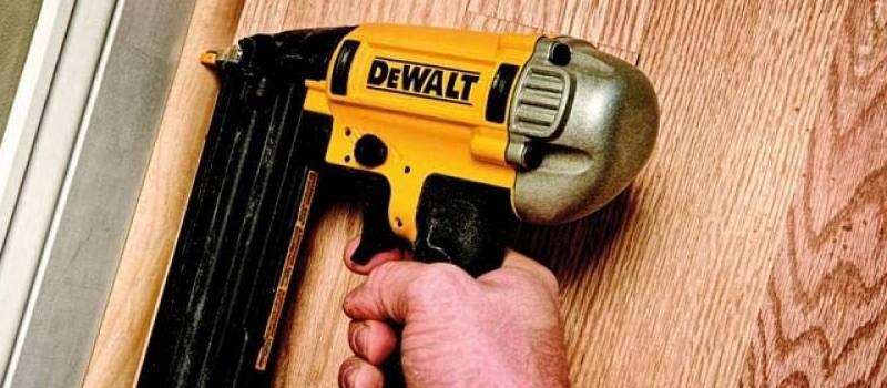 Dewalt Nail Gun